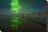 Northern Lights Reflected in Lake Winnipeg III