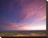 La Palouse Steptoe at Sunset II