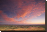 La Palouse Steptoe at Sunset I
