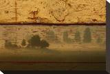 Landscape on Wood I