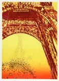 Paris Reproductions de collection premium par Risaburo Kimura