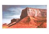 North from Kayenta