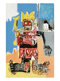 Untitled, 1982 Giclée par Jean-Michel Basquiat