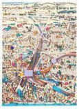 Tokyo Reproductions de collection premium par Risaburo Kimura