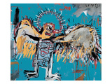 Untitled (Fallen Angel), 1981 Giclée par Jean-Michel Basquiat