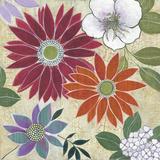 Vintage Floral II