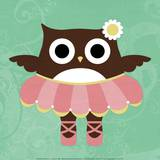 Ballerina Owl