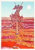 Buenos Aires Reproductions de collection premium par Risaburo Kimura