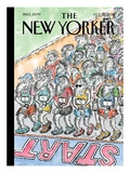 The New Yorker Cover - October 22  2012