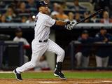 New York  NY - October 1: New York Yankees v Boston Red Sox - Derek Jeter
