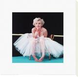 Marilyn Monroe: Ballerina Tableau sur toile