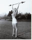Marilyn Workin' It Tableau sur toile