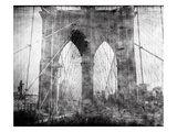 Brooklyn Bridge in Verichrome