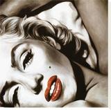 Allure Tableau sur toile par Frank Ritter