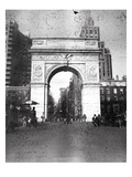 Washington Arch in Plenachrome