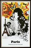 Affiches Sncf : Ile-De-France