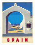 Spain Tourism c1950s