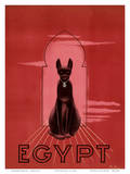Egypt Black Cat c1947