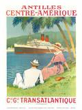 Antilles Centre Amerique c1970s