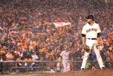 San Francisco  CA - Oct 22: San Francisco Giants v St Louis Cardinals - Javier Lopez