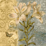 Flowers Butterfly II