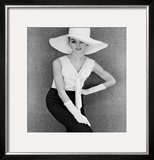 Outfit and White Hat  1960s
