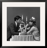 A Couple Dining  1960s