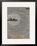 Boston Poster