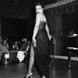 Hazel Scott - August 1955