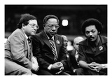 Ernest Morial  Alex Haley  Rev Jesse Jackson