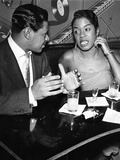 Sarah Vaughan and George Treadwell