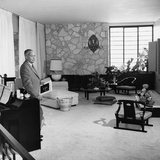 Frank Sinatra  House - 1957