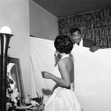 Eartha Kitt and Sammy Davis Jr - 1954