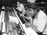 Barry White home - 1974