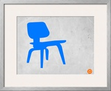 Eames Blue Chair