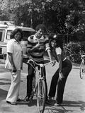 Michael Jackson; Katherine Jackson - 1980