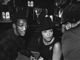 Hazel Scott and Bill Cosby March - 1968
