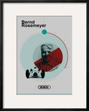 Bernard Rosemeyer Poster