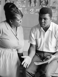 Muhammad Ali and Fannie Lou Hammer