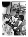 Eddie Murphy and Whoopi Goldbery - 1986