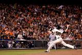 San Francisco  CA - Oct 24:   San Francisco Giants v Detroit Tigers - Tim Lincecum