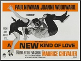 A New Kind of Love  UK Movie Poster  1963