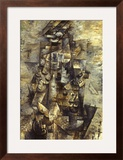 Braque: Man with a Guitar
