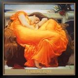 Flaming June  c1895