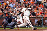 San Francisco  CA - Oct 24:   Giants v Detroit Tigers - Pablo Sandoval  and Justin Verlander