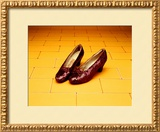 A Pair of Ruby Slippers Worn by Judy Garland in the 1939 MGM film &quot;The Wizard of Oz&quot;