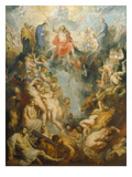 The Large Last Judgement  1617