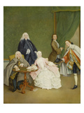 Game of Cards  about 1760