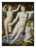 Venus  Amor Und Die Eifersucht