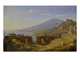 The Theatre of Taormina  1818 ()